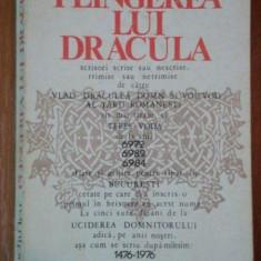 PLANGEREA LUI DRACULA de CORNELIU LEU - Roman
