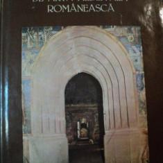 DICTIONAR ENCICLOPEDIC DE ARTA MEDIEVALA ROMANEASCA- VASILE DRAGUT, BUC. 1976 - Carte Istoria artei