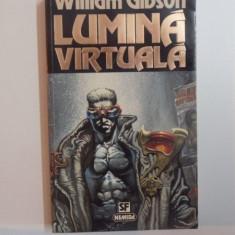 LUMINA VIRTUALA de WILLIAM GIBSON , 1995