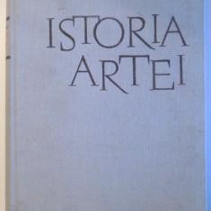 ISTORIA ARTEI VOL. I - ARTA LUMII VECHI SI A EVULUI MEDIU, EDITIA A II-A de MIHAIL V. ALPATOV, 1966 - Carte Istoria artei