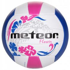 Flower Volleyball Ball n. 5 - Minge volei Meteor