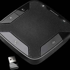Difuzor Conferinta Plantronics Calisto P620, Bluetooth (Negru) - nou - Sistem teleconferinta