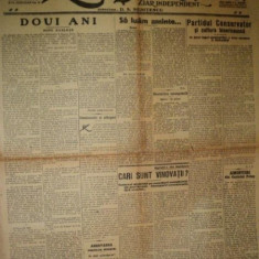 RENASTEREA, ZIAR INDEPENDENT, ANUL I, NR 62, MIERCURI 28 AUGUST 1918