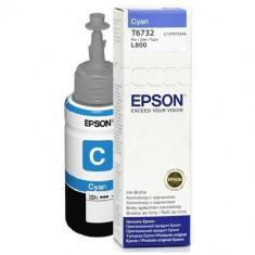 Consumabil Epson Cerneala Cyan 70ml T67324 - Cerneala imprimanta