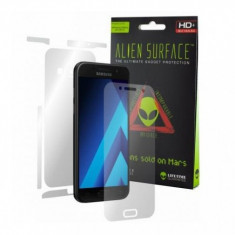 Folie Protectie Samsung Galaxy A5 (2017) A520 Alien Surface HD+ Blister Originala - Folie de protectie