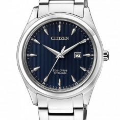 Ceas original Citizen Eco-Drive EW2470-87L - Ceas barbatesc