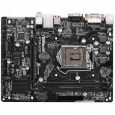 Placa de baza ASRock H81M-DGS R2.0, Pentru INTEL, LGA 1150, DDR 3
