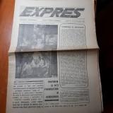 """ziarul expres 13-19 aprilie 1990-art. """"scandalul contemporanul"""" de ion cristoiu"""