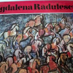 MAGDALENA RADULESCU, BUC.1980 - Carte Istoria artei