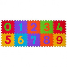 Puzzle Cifre 10 Piese