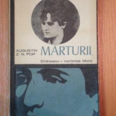 MARTURII-AUGUSTIN Z.N.POP, EDITIA A II-A