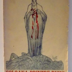 COLOANA PRINTRE RUINI, ESEURI, EDITIA I de EUGEN RELGIS, 1921 - Carte Editie princeps