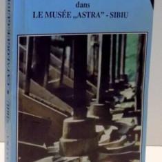 "CIVILISATION ROUMAINE MILLENAIRE DANS LE MUSEE ""ASTRA""-SIBIU par CORNELIU BUCURE, 1995 - Carte Fabule"