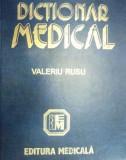 DICTIONAR MEDICAL-VALERIU RUSU 2001