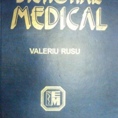 DICTIONAR MEDICAL-VALERIU RUSU 2001