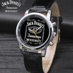 Ceas Jack Daniels Whisky - Ceas barbatesc, Quartz