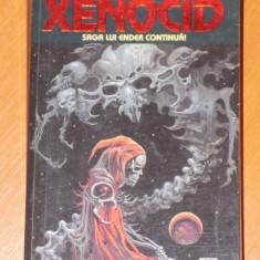 XENOCID, SAGA LUI ENDER CONTINUA! de ORSON SCOTT CARD 1995 - Roman