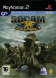 SOCOM US NAVY SEALS  - PS2 [Second hand], Shooting, 16+, Single player