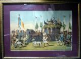 VANATORII, DIN MAPA CARELE ALEGORICE- CAROL POPP DE SZATHMARY