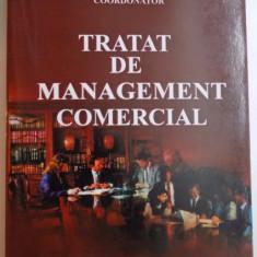 TRATAT DE MANAGEMENT COMERCIAL de DUMITRU PATRICHE, 2007 - Carte Marketing