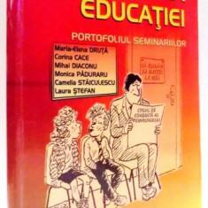PSIHOLOGIA EDUCATIEI de MARIA-ELENA DRUTA, 2005 - Carte Psihologie