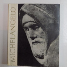 MICHELANGELO de G. OPRESCU...DAN HAULICA, 1964 - Carte Istoria artei