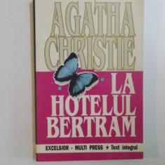 LA HOTELUL BERTRAM de AGATHA CHRISTIE, 1992 - Nuvela