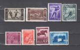 Romania    1937   Uniunea  Federatiilor  Sportive (U.F,S,R, ), Sport, Nestampilat