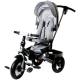 Tricicleta multifunctionala Little Tiger T400 - Sun Baby - Gri - Tricicleta copii