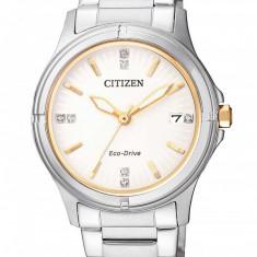 Ceas original Citizen Eco-Drive FE6054-54A Elegant - Ceas barbatesc