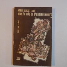 CINE L - A UCIS PE PALOMINO MOLERO de MARIO VARGAS LLOSA , 1991