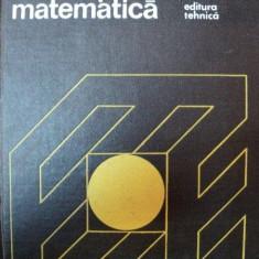MICA ENCICLOPEDIE MATEMATICA de VIORICA POSTELNIC, SILVIA COATU, 1980 - Carte Matematica