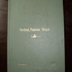ARDEALUL, PAMANT SFINTIT, STEFAN TASCIANU, BRASOV, 1968 - Carte veche
