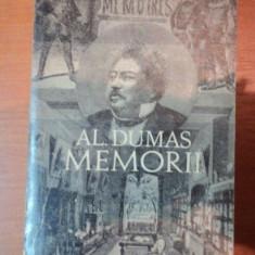 MEMORII-AL.DUMAS, BUC.1970 - Nuvela