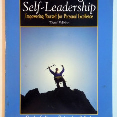 MASTERING SELF-LEADERSHIP, EMPOWERING YOURSELF FOR PERSONAL EXCELLENCE, THIRD EDITION de CHARLES C. MANZ, CHRISTOPHER P. NECK, 2004 - Carte Marketing