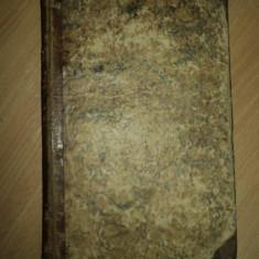 ISTORIA VECHIULUI SI NOULUI TESTAMENT, PREFATA EUFROSIN POTECA 1847 - Carte veche