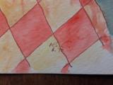VASILE OLAC, GRAFICA- TEHNICA MIXTA