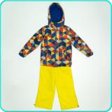 Costum tip salopeta ski—iarna, impermeabil, C&A  → copii | 6—7 ani | 122 cm, Unisex