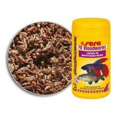Hrană Sera FD Rote Mückenlarven 250 ml - Hrana peste si reptila