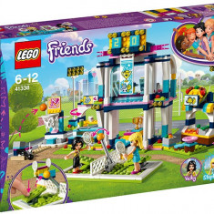 LEGO Friends - Stadionul lui Stephanie 41338