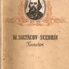 M. Saltacov-Scedrin - Povestiri