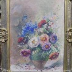 Coman Ardeleanu, Vas cu flori - Pictor roman