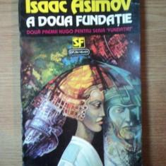 A DOUA FUNDATIE de ISAAC ASIMOV - Nuvela