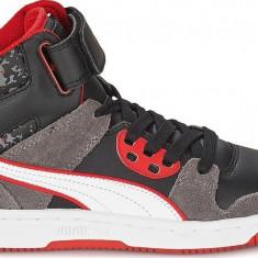 Pantofi sport Puma Rebound Street Wcamo JR-359061-02 - Ghete copii