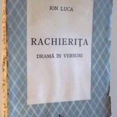 TEATRU, SALBA REGINEI de ION LUCA, 1947 DEDICATIE* - Carte Teatru