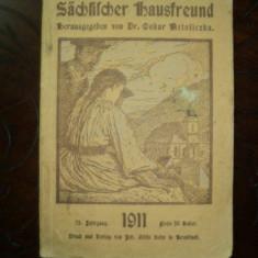 Calendar pentru Transilvania, Brasov, 1911 - Carte veche
