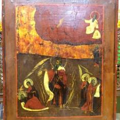 SF. ILIE, ICOANA RUSIA, SECOL XVIII - Pictor roman