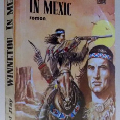 WINNETOU IN MEXIC de KARL MAY, 1993 - Carte in alte limbi straine