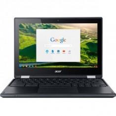 Laptop 2-in-1 Acer 11.6 inch Chromebook R11, Procesor Intel® Celeron® Dual Core N3050, 2GB, 32gb eMMC, GMA HD - Laptop Acer, Intel Pentium Dual Core, Sub 80 GB