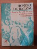 FEMEIA LA 30 DE ANI.ISTORIA CELOR TREISPREZECE-HONORE DE BALZAC
